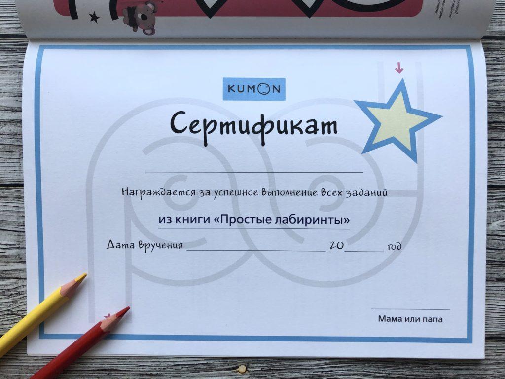 prostye labirinty sertifikat 2